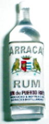 Barracas Rum Bottle