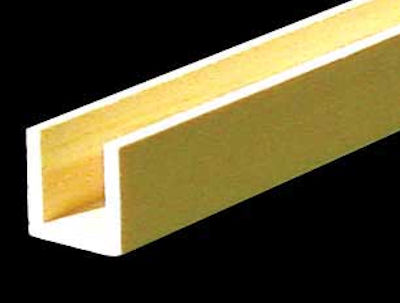 "1/2"" Channel Moulding"