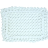 Crochet Baby Blanket, White