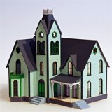 144th Inch Scale Houses