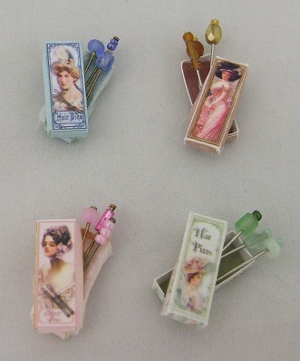 Box of Hairpins, Vintage