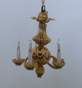 Tilly Chandelier, 5 Arm