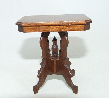 Victorian Tea Table Handmade - Carlisle - Click Image to Close