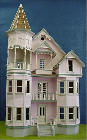 House On The Hill Dollhouse Kit Rmwc1007 529 99