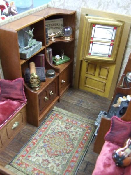 Gypsy Caravans Miniature Designs Full Service Dollhouse