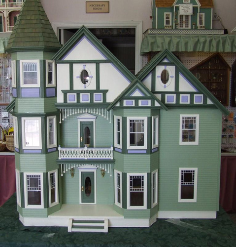 Painted Lady Grows Up Miniature Designs Full Service