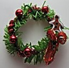 Christmas Wreath, Gingerbread