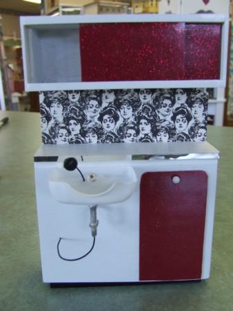 Beauty Salon Shampoo Station Tmw136 49 99 Miniature