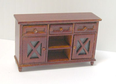 "1/2"" Buffet/Chest, Spice"