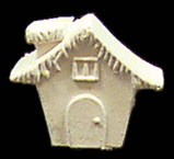 Yard Ornament: Birdhouse