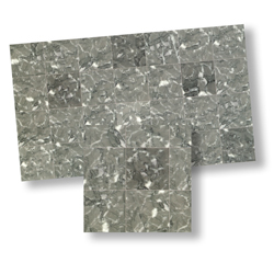 Faux Marble Tile, Grey