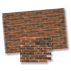 Antique Brick Wall Material