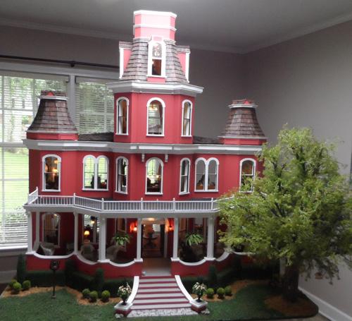 Lanneau Norwood House Miniature Designs Full Service