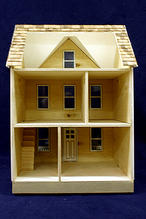 Penny Lane Dollhouse Kit - Click Image to Close