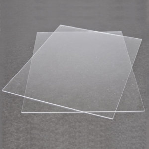Polyethylene panels