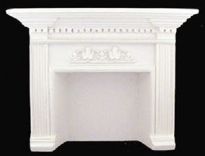 Fireplace, Resin 2 - Click Image to Close