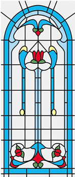 Stain Glass, 02