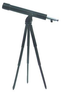 Telescope, Black, Tripod