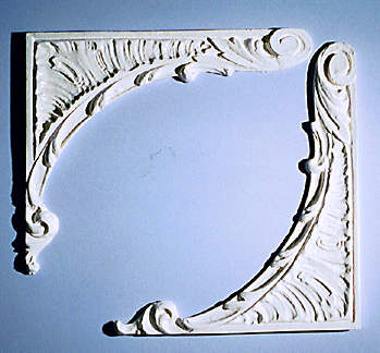 Ceiling Carving, 2pcs